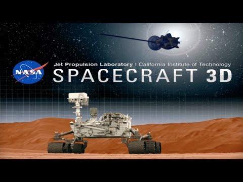 Spacecraft 3D (NASA iPad app) - YouTube