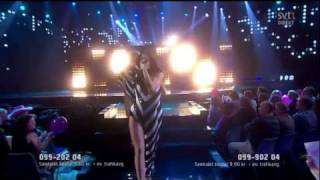 4. Love Generation - Just A Little Bit (Melodifestivalen 2012 Deltävling 3) 720p HD