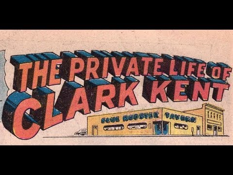 The Private Life of Clark Kent - Hey, you--with the glasses--I don