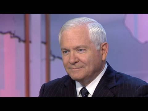 Interview With Secretary Gates (Part 1)