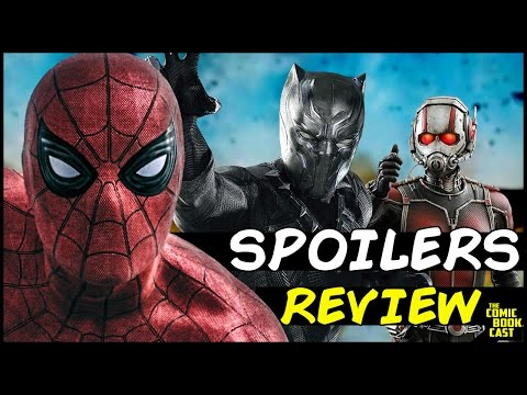 Captain America Civil War Review SPOILERS