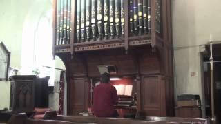 The Lords My Shepherd Tune Crimond:  All Saints Church Kilvey St Thomas Swansea South Wales