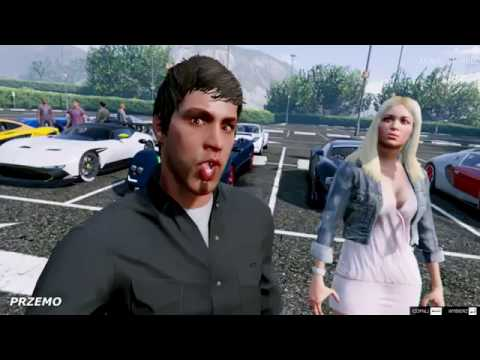 GTA V | MO VLOGS IN GTA V | RICH KIDS OF THE MIDDLE EAST