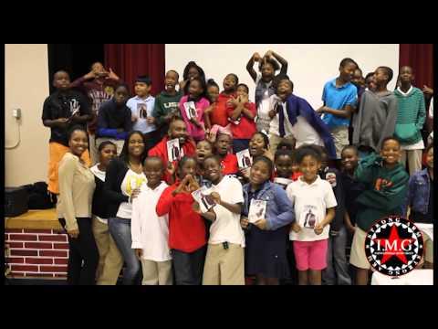 Sanders Park Elementary School invites T-dogg