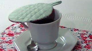 Jogo de Chá e Abafador
