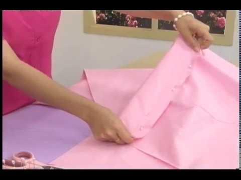 Sonia franco programa nuestra casa elaboraci n de sabanas - Como coser cortinas paso a paso ...