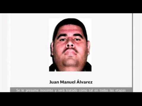 """Miguel Amante - Arrestan al """"Rey Midas"""" de """"El Chapo"""" Guzmán"""