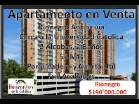 Venta Apartamento Rionegro