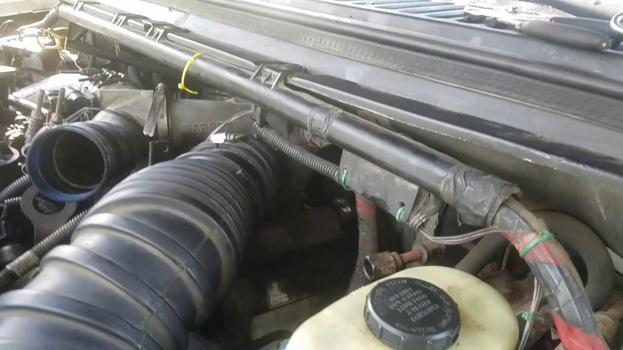73 Power Steering Hose Diagram