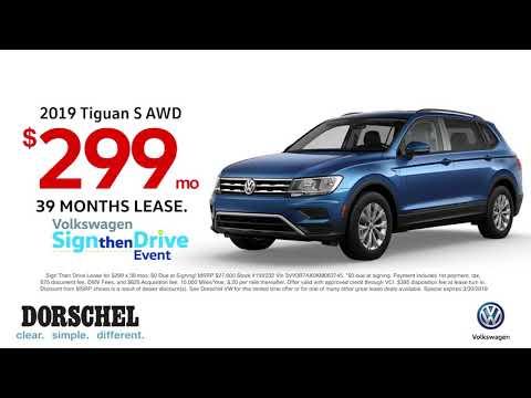Dorschel Volkswagen is Rochesters VW choice