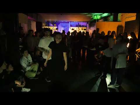 Ukraine & Ural Freestyle Exchange at Footwork House Jam