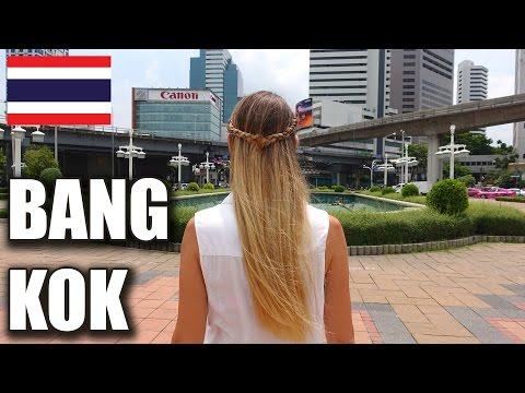 Bangkok VLOG - Lumphini Park, Thai Food und Chao Phraya River   VLOG #136