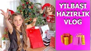 Yılbaşı Hazırlık Vlog. Ecrin Su Çoban