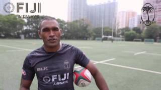 Fiji 7's Team in HK