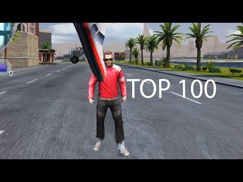 Gangstar Vegas - TOP 100 Hardest / Funniest Kills