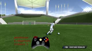 Как делать ложную рабону в FIFA 13