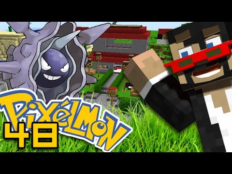 Minecraft: Pokemon Ep. 48 - HOT CHILI