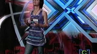 isabel gonzalez 16 años factor x colombia 2009 (audiciones medellin)