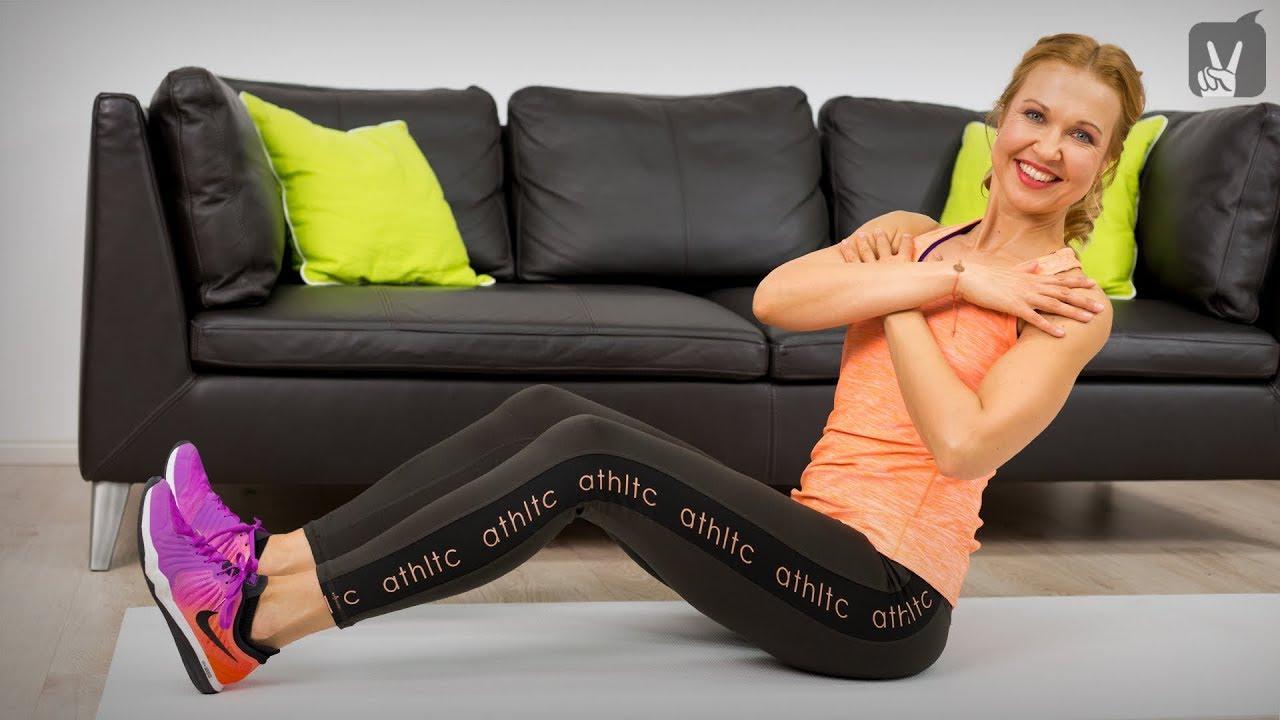 die besten bungen f r den bauch fitness meets pilates youtube. Black Bedroom Furniture Sets. Home Design Ideas