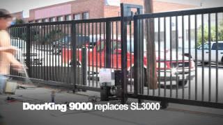 Doorking 9000 Vehicular Sliding Gate Operator Replaces Sl3000