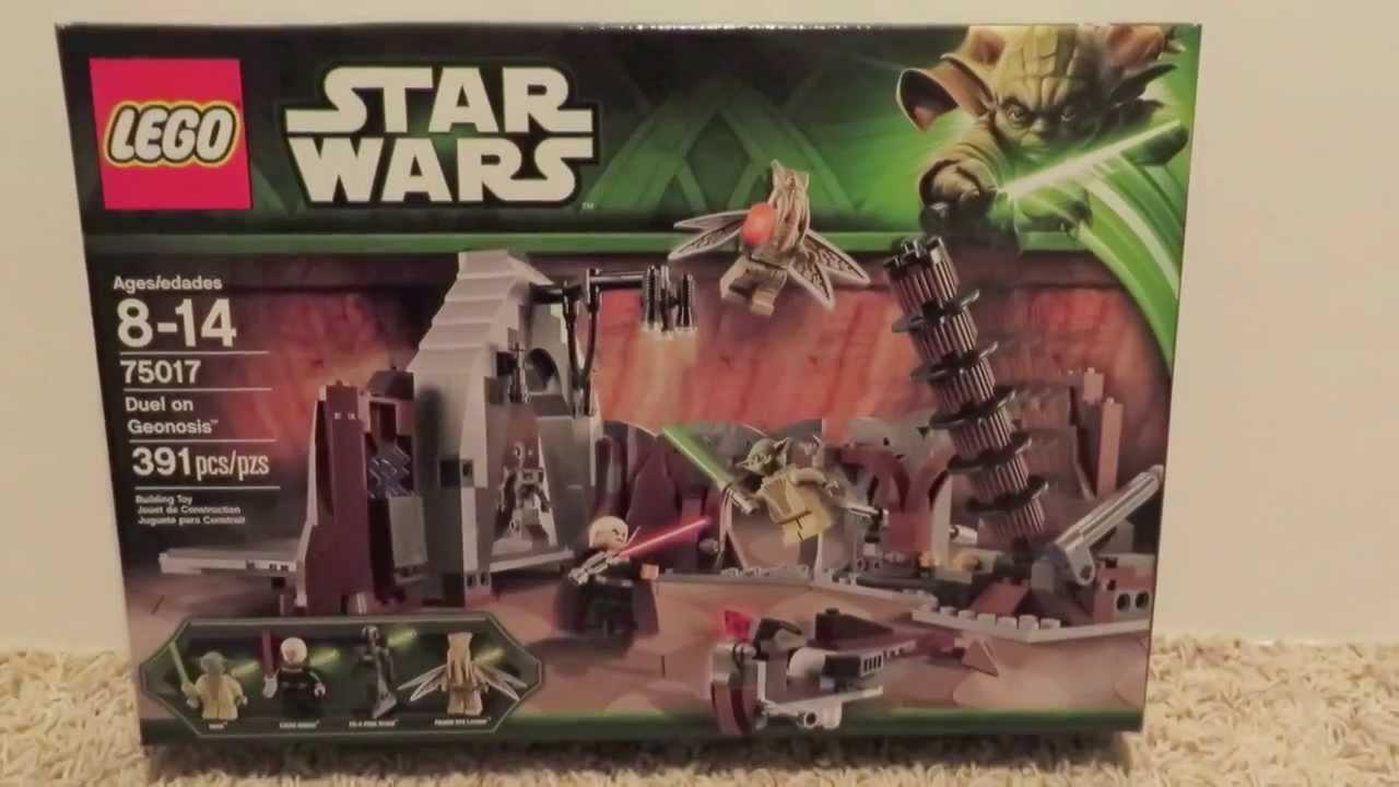 NEW LEGO Star Wars 75017 Geonosis COUNT DOOKU/'s FA-4 PILOT DROID Minifigure 10