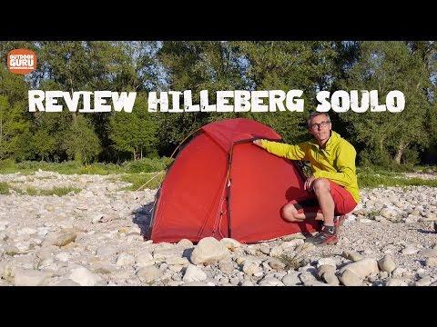 Review Hilleberg Soulo (English Subtitels)