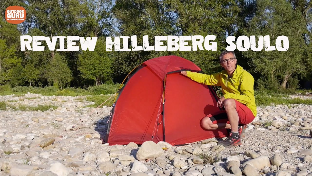Review Hilleberg Soulo (English Subtitels) & Review Hilleberg Soulo (English Subtitels) - YouTube