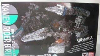 標的收藏介紹時間~S.H.F假面騎士Birth Kamen Rider Birth -Birth CLAWS Set