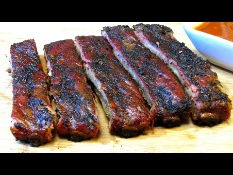 simple-basic-bbq-spare-ribs---how-to-barbecue-ribs
