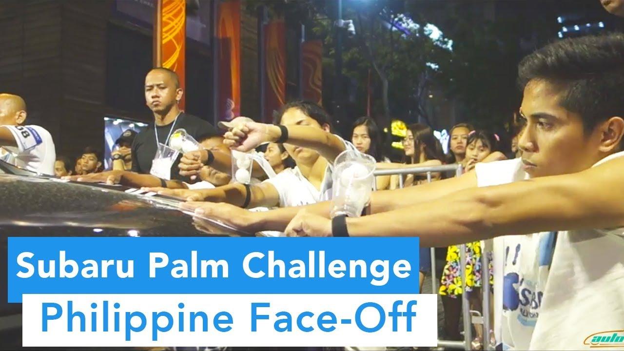 2017 Subaru Palm Challenge Event Coverage (Philippine Face-off)