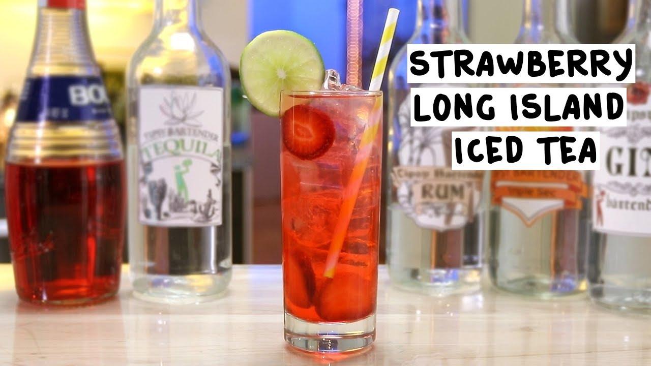 Strawberry Long Island Ingredients