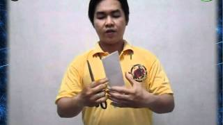Video | Hướng dẫn ảo thuật cắt dây cùng ống giấy HoangVietMagic KLi.Viet | Huong dan ao thuat cat day cung ong giay HoangVietMagic KLi.Viet