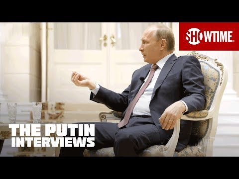 The Putin Interviews | Vladimir Putin on How the Nuclear Arms Race Has Evolved | SHOWTIME