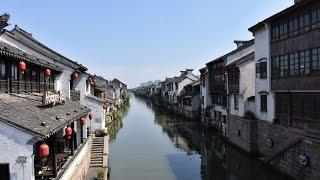 江南~上海、蘇州、杭州五日遊全記錄