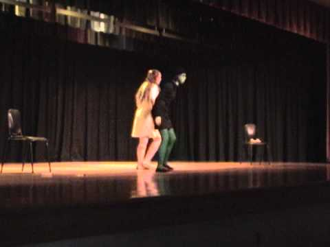 What is this feeling? Creekside Middle School Talent Show