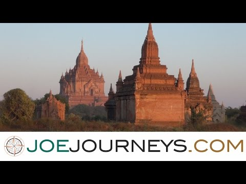 Bagan - Myanmar (Burma)  | Joe Journeys