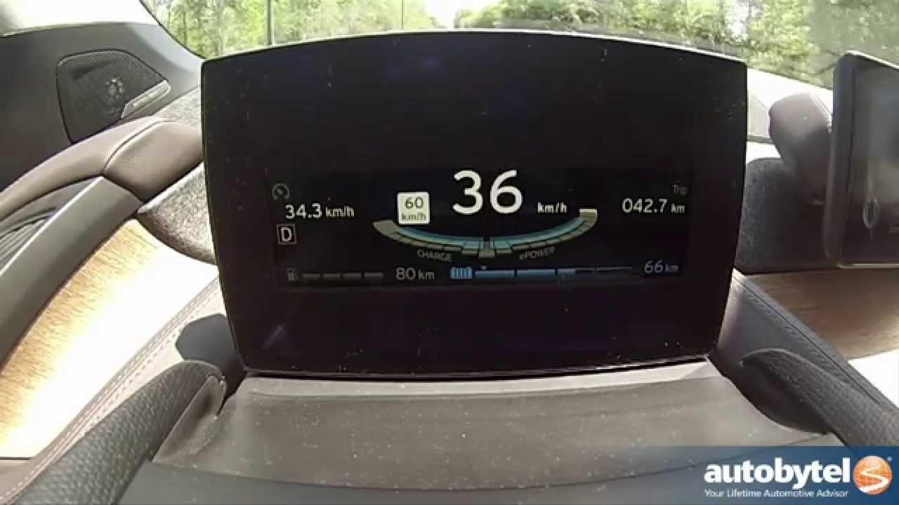 Bmw I3 Electric Car 0 60 Mph Test Video Beats Factory Figures