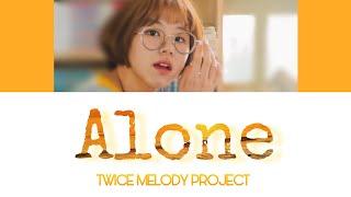 Alone(치즈) チェヨンcover