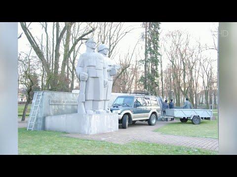 Житель Польши спас от сноса памятник советским и польским солдатам, победившим нацизм.