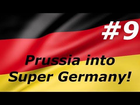 Victoria 2 - Prussia into Super Germany #9