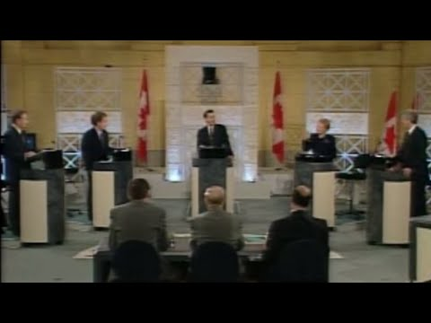 1997 Canadian Federal Election Debate