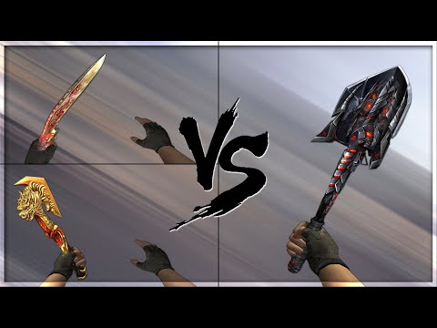 CrossFire 2.0 : SHOVEL-BORN BEAST vs Melee VIP