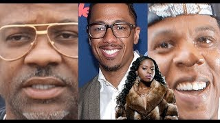 Dame Dash and Nick Canon Talk Jay Z and Foxy Brown Bring up OLD RUMORS