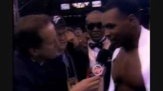 Mike Tyson - I'm the best ever [Crazy Interview]
