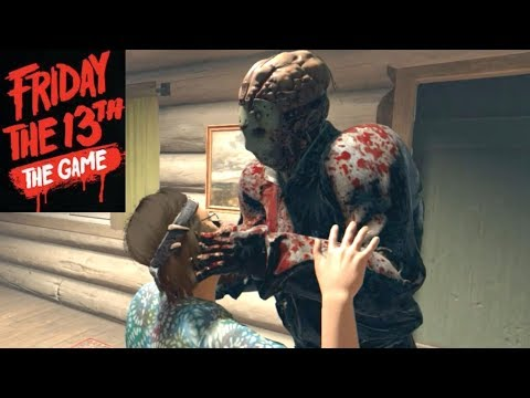 【実況】シフトジェイソン怒涛の連キル【Friday the 13th:
