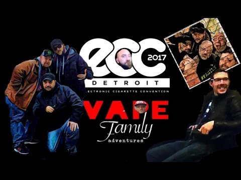 ECC Detroit 2017 Family Adventures On TVC