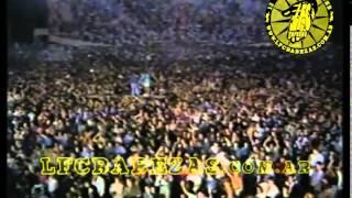 """LOS FABULOSOS CADILLACS """"EL GENIO DEL DUB"""" @ Velódromo, Buenos Aires 30/01/1988"""