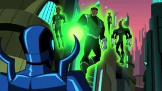 BATMAN: THE BRAVE AND BOLD Green Lantern - REVENGE OF THE REACH Clip 3