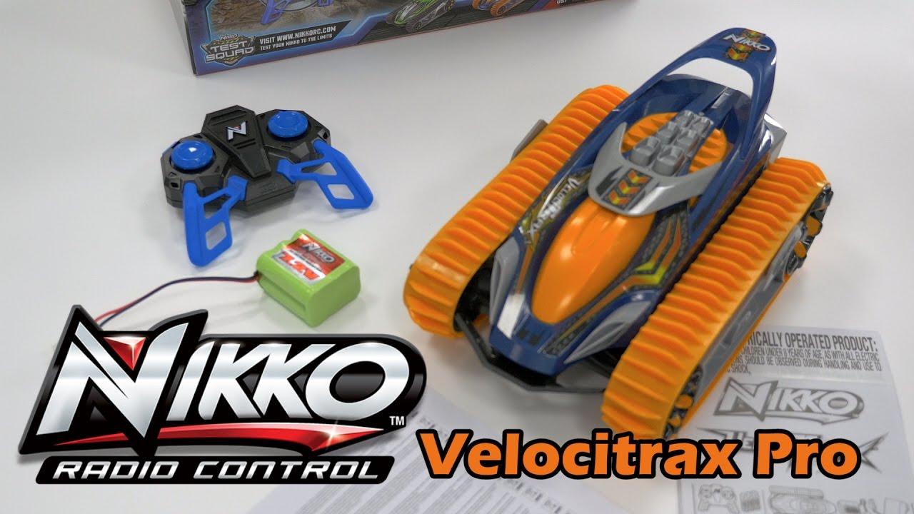 Nikko 0011543902218 Radio Control Velocitrax Pro orange Ferngesteuertes