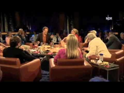 Chin Meyer bringt Barbara Schöneberger und Saskia Fischer zum Orgasmus